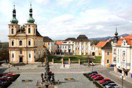 Zamek Duchcov